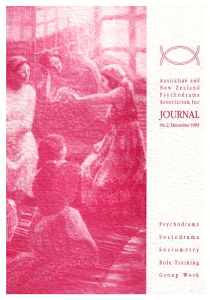Cover of Journal 2 December 1993