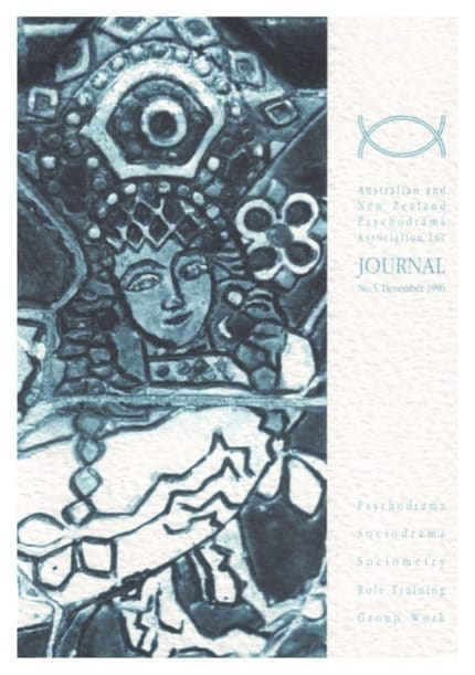 Cover of Journal 5 December 1996