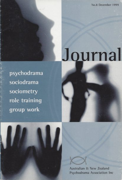 Cover of Journal 8 December 1999