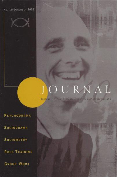 Cover of Journal 10 December 2001