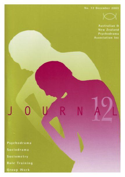 Cover of Journal 12 December 2003