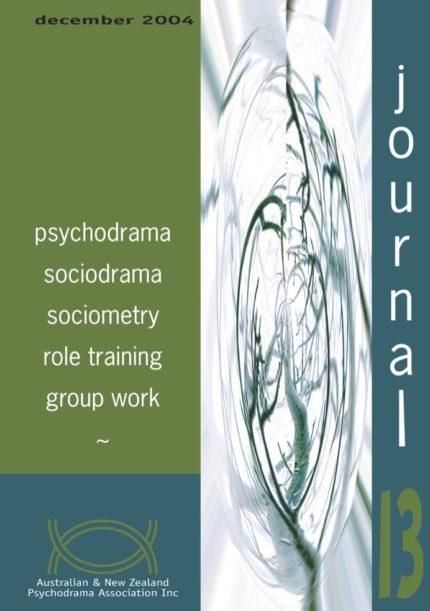 Cover of Journal 13 December 2004