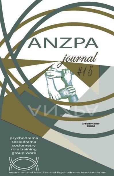 Cover of Journal 15 December 2006