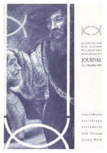 Issue cover: Journal 1 December 1992