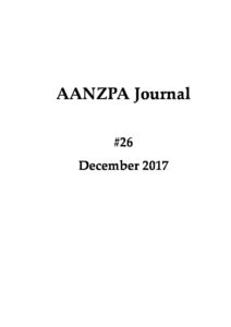 Issue cover: Journal 26 December 2017